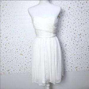 J Crew Factory Dress size 6 Strapless